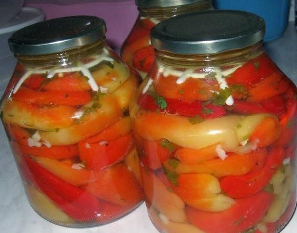 Болгарский перец на зиму: простые рецепты приготовления