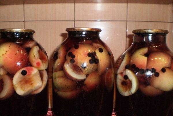Как приготовить компот из черноплодной рябины