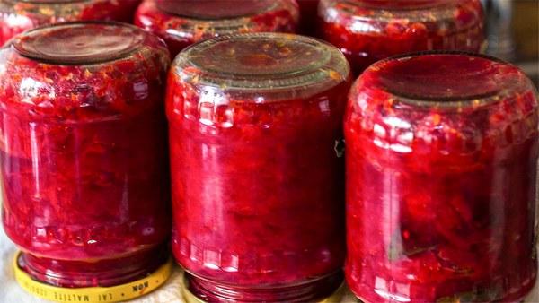 Красная капуста: интересные рецепты заготовок на зиму