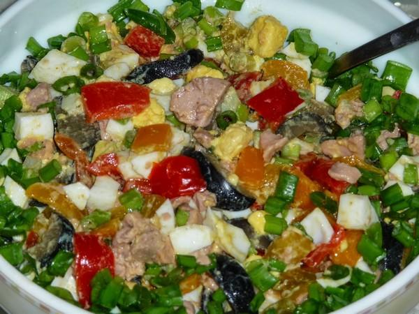Охотничий салат: рецепты заготовок на зиму
