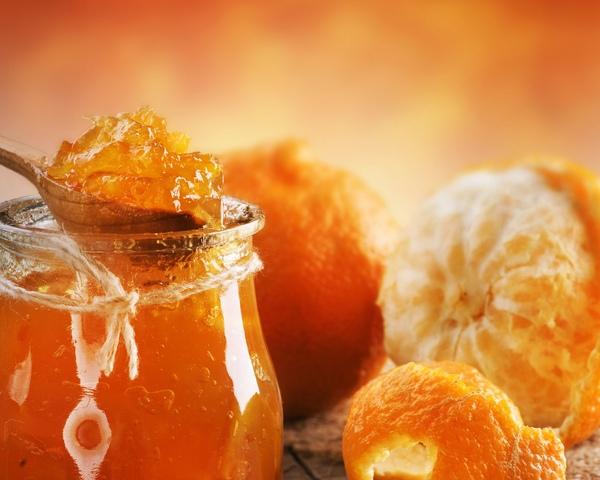 Рецепты вкусного варенья из апельсинов