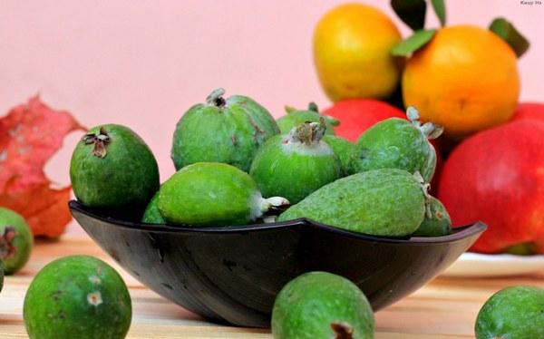 Варенье из фейхоа: вкусные и необычные заготовки