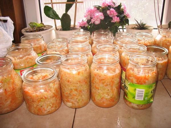 Лучшие рецепты квашеной и соленой капусты: от простых до сложных