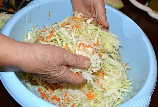 Засолка капусты на зиму: простые и вкусные рецепты