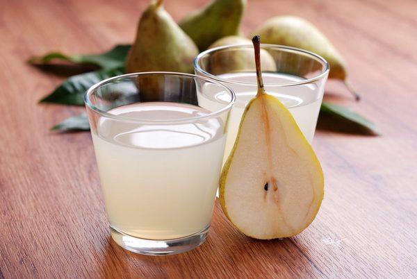 Грушевый сок: 4 невероятно вкусных способа приготовления