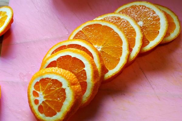 компот из апельсинов