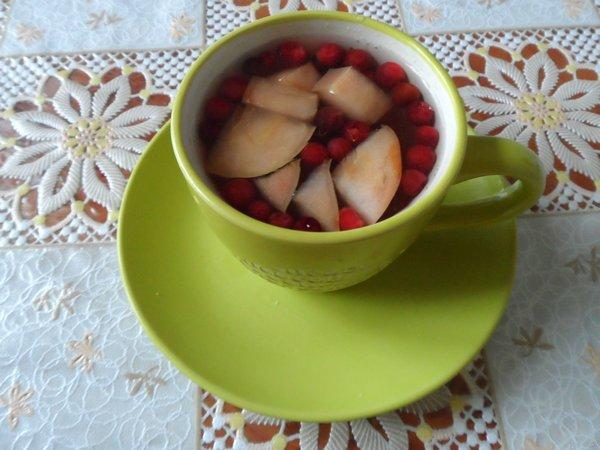 Компот из брусники: простые рецепты на зиму
