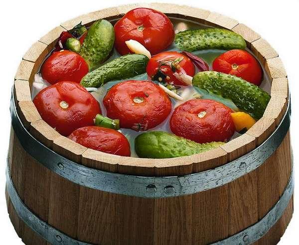 Овощное ассорти на зиму: ТОП-6 рецептов
