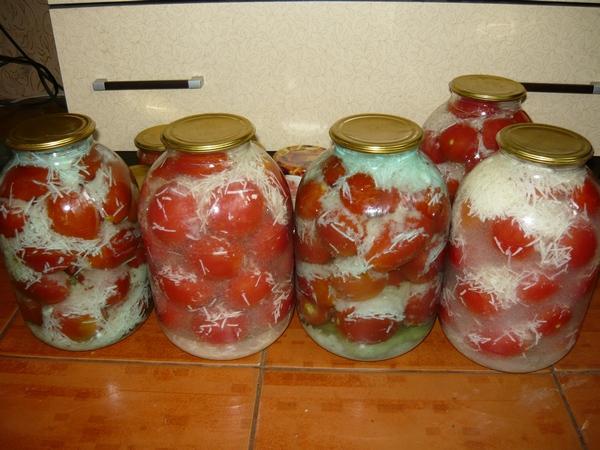 Рецепты помидоров на зиму: 7 способов для любителей зимних заготовок