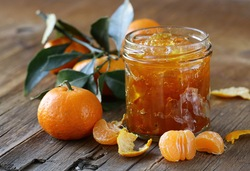 джем из мандаринов и манго