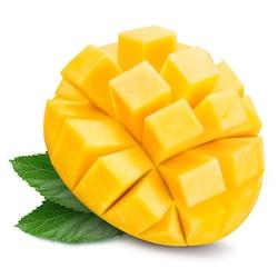 режем манго
