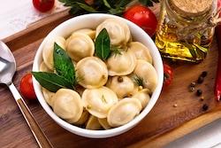 вареники с картошкой по украински